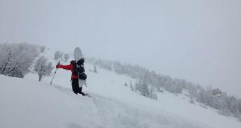 Epic Glory Bowl Teton Pass Powder