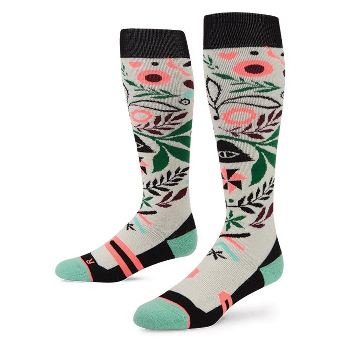 Camp Vibes Stance Womens Snowboard Socks