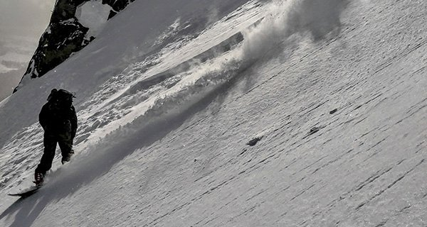 Cody staying safe deep in the Tetons thanks to the BCA Tracker 3 Photo | Mountain Weekly News