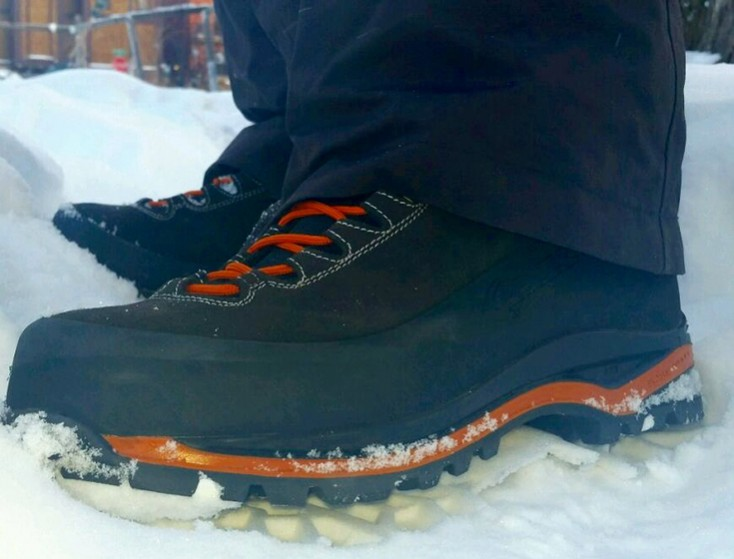 Looking for a 3 season Backpacking Boot – Checkout AKU's Superalp GTX