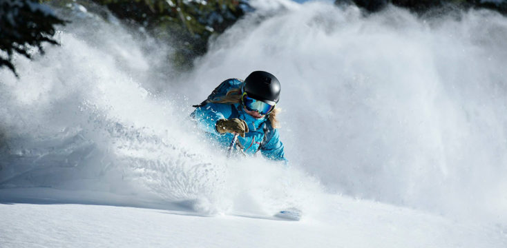 Best Women's Powder Skis for 2018 / 2019