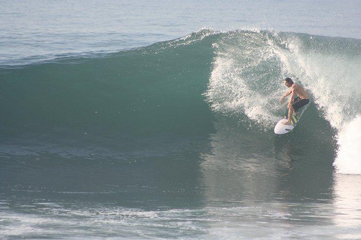 Keramas Area.. Bali, Photo Mike Hardaker   Moutain Weekly News