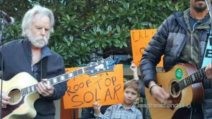 Musicians for Solar Power