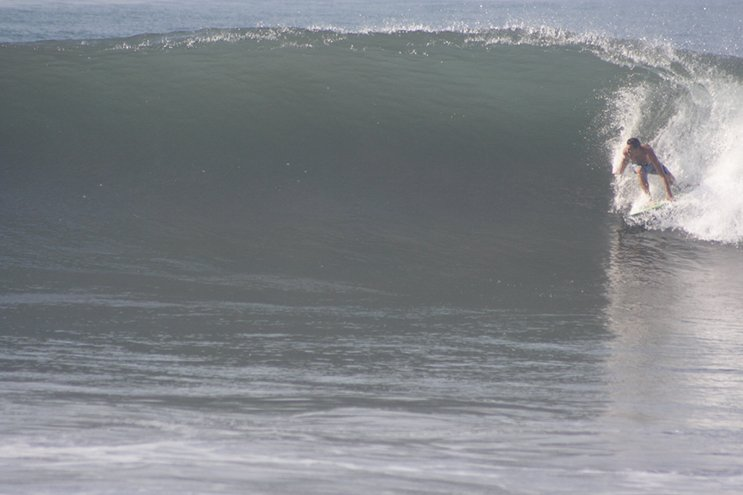 California expat Travis Potter Keramas Bali Photo Mike Hardaker | Mountain Weekly News