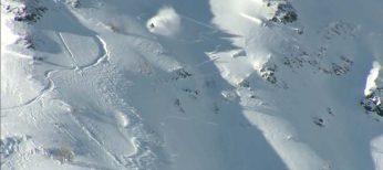 Hazel Birnbaum Gets Caught in Fieberbrunn Avalanche During FWT