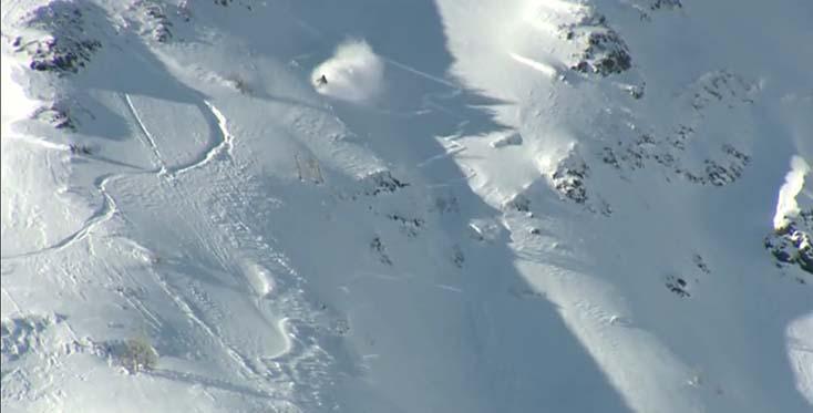 Hazel Birnbaum FWT Skier Caught in Fieberbrunn Avalanche