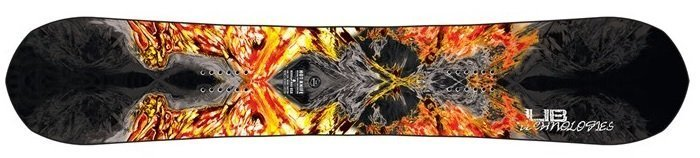 Lib Tech 2020 Hot Knife Snowboard