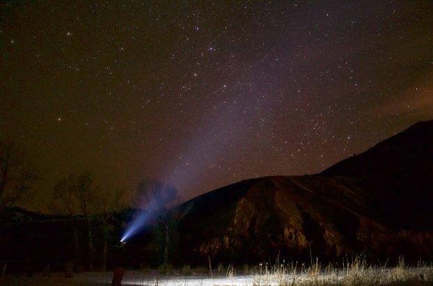 Petzl Nao Headlamp Review Photo Cody C. | Mountain Weekly News