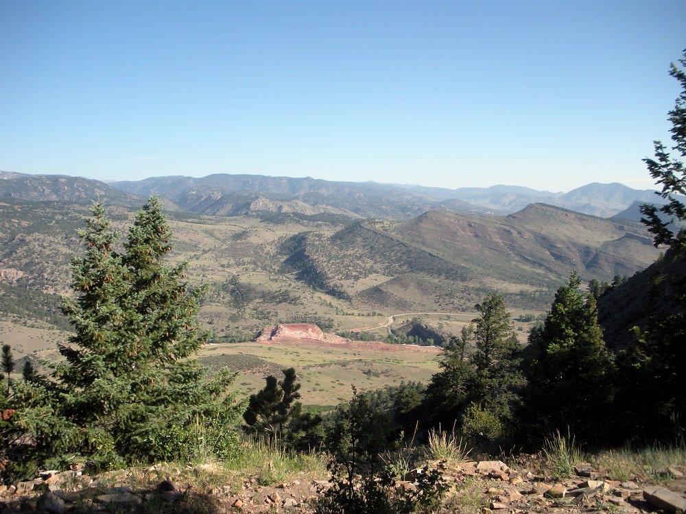 Heil Ranch Trail Colorado