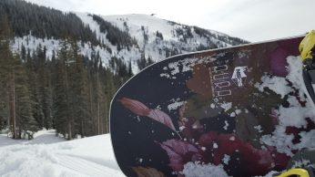 Never Summer Aura Snowboard Review