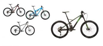 13 Best Full Suspension and Hard Tail Mountain Bikes