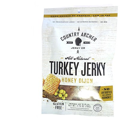 Country Archer Jerky Honey Flavor