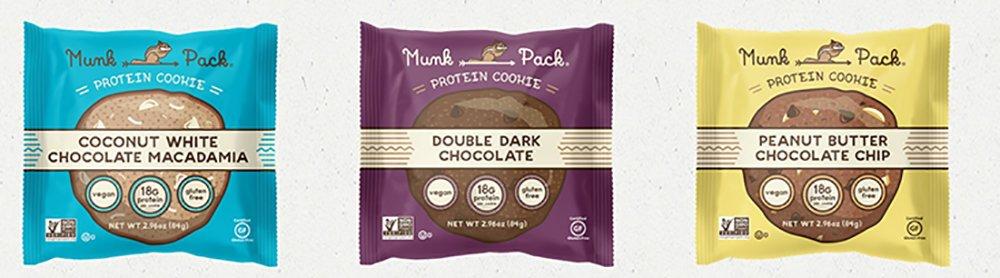Munk Pack Cookies