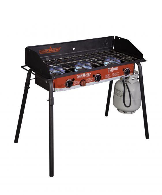 Camp Chef 3 burner stove