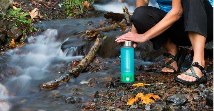 Grayl Quest Portable Water Filter