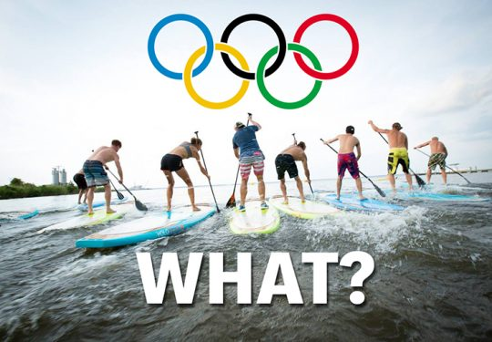 5 Good Reasons Why Surfing Should Be Banned from the 2020 Olympics