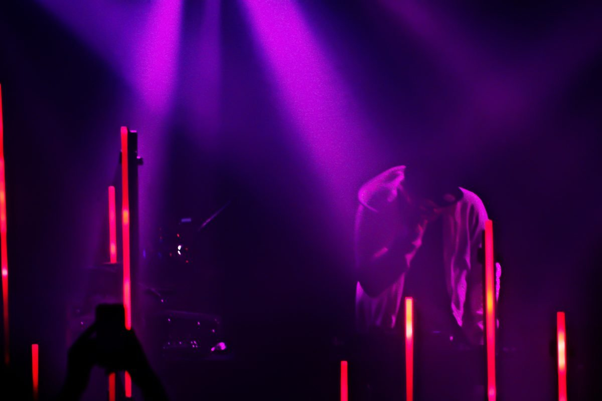 Pretty Lights Band Jackson Wyoming Live Pink Garter Photo Mike Hardaker | Mountain Weekly News