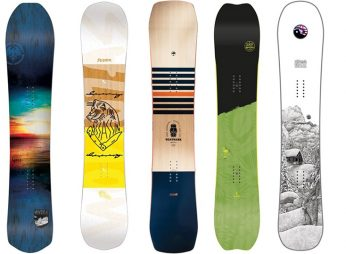 2018 Snowboard Buyers Guide Test Results