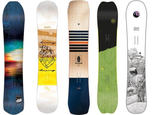 Best Snowboards 2017 – 2018