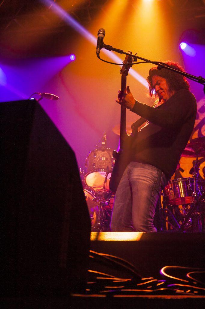 Gov't Mule Bassist Jorgen Carlsson in Jackson Wyoming, Photo Mike Hardaker Mountain Weekly News