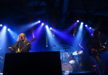 Gov't Mule Brought The Heat to the 2016 Jackson Fireman's Ball