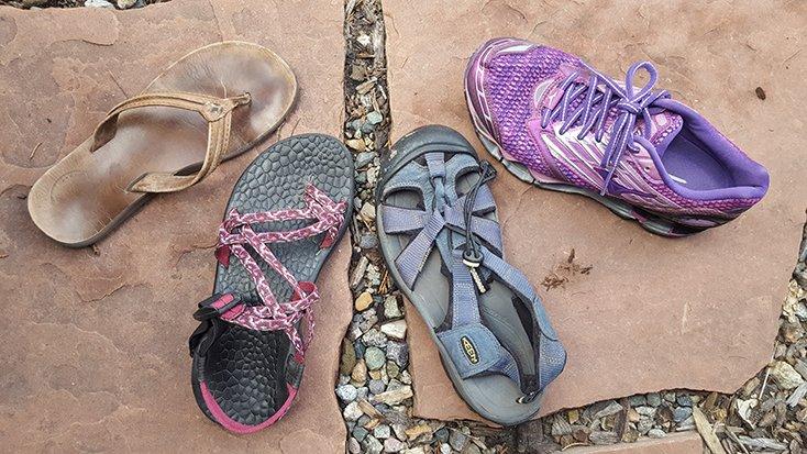 grand canyon shoes