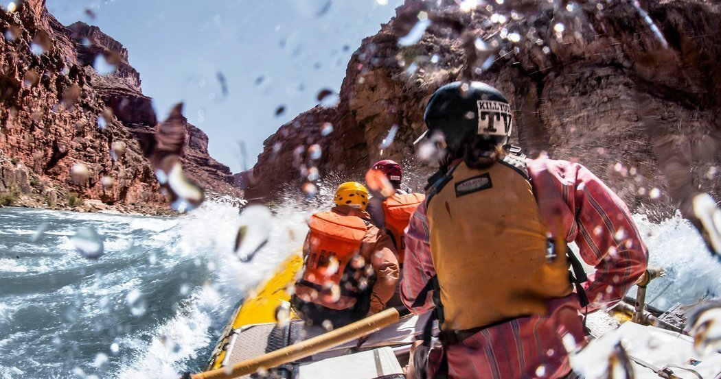 Rafting Helmet