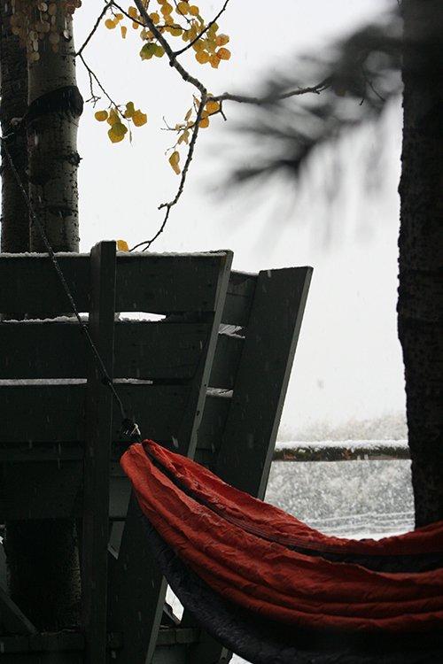 hammock from bali