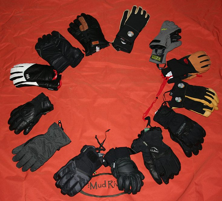 Best Gloves for Snowboarding, Splitboarding & Working Outside