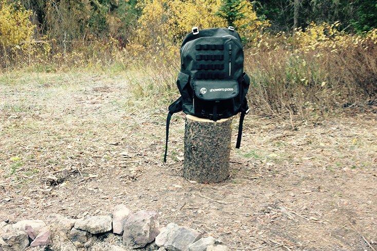 Showers Pass Utility Backpack Tetons Photo Ryan Ariano