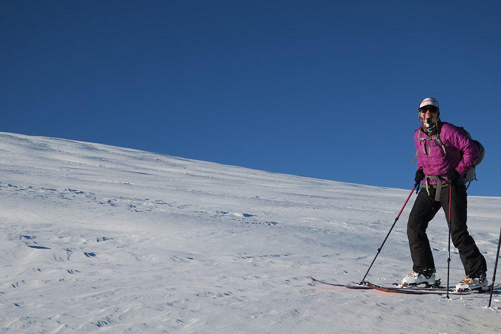 Avi1 course Jackson Hole