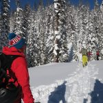 How to Use an Avalanche Beacon For a Day Touring in the Backcountry with Your Friends