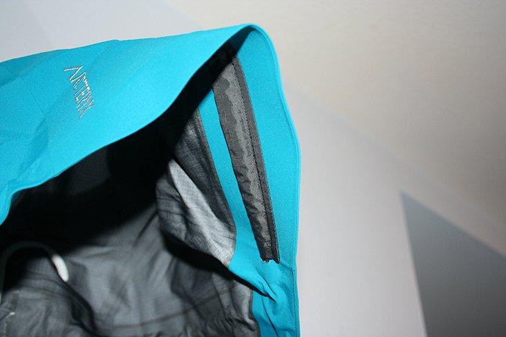 Arc'teryx Rush Jacket Helmet Hood
