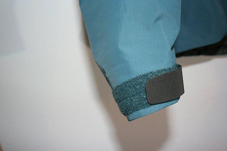 Arc'teryx Rush Jacket Velcro Cuffs