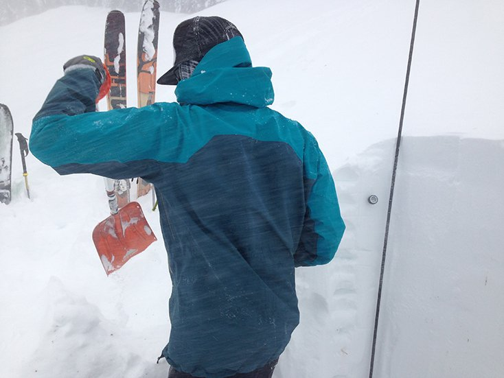 Arc'teryx Rush Jacket Waterproofness