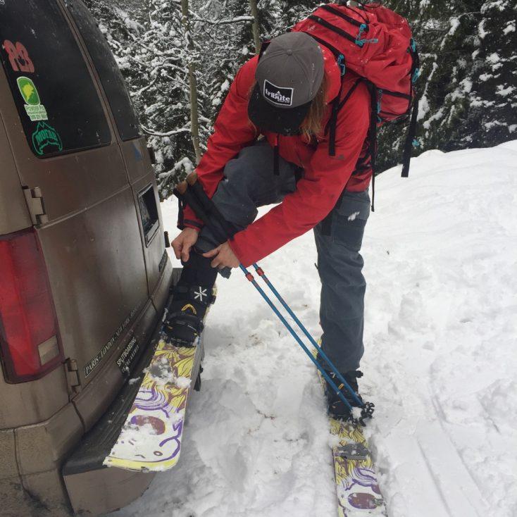 ThirtyTwo Jeremy Jones MTB Snowboard Boot Review