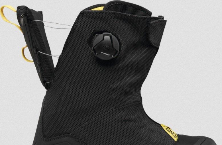 Snowboard Boot Walk Mode