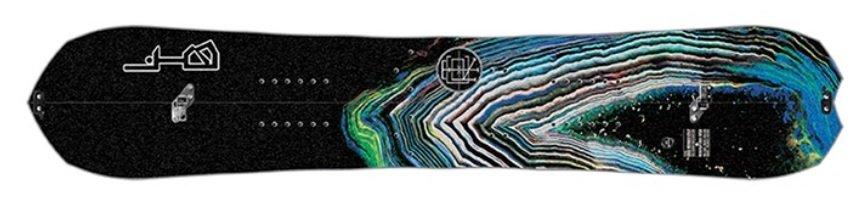 Lib Tech T. Rice Gold Member Splitboard 2017/18