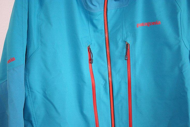 Patagonia Zippers