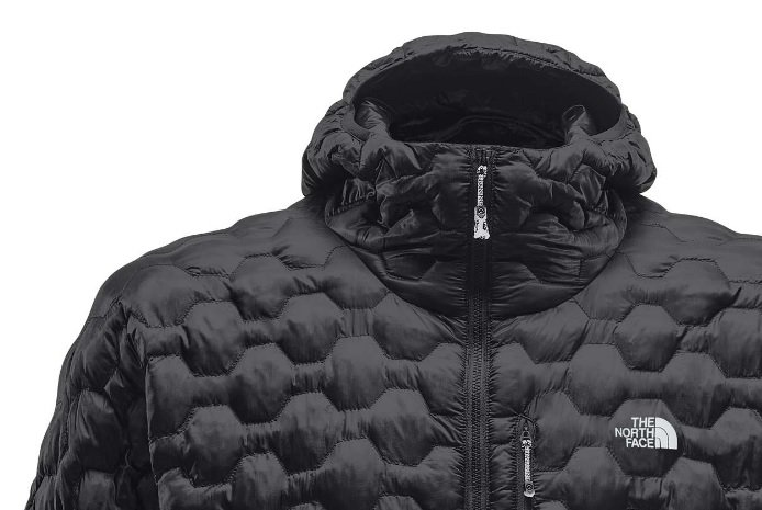 l4 summit series hood the north face
