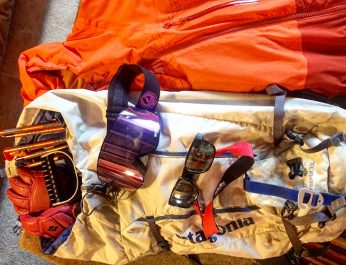 Whats in My Backcountry Pack with Mountain Guide Ben Hoiness