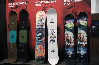 2018 Snowboards Previews