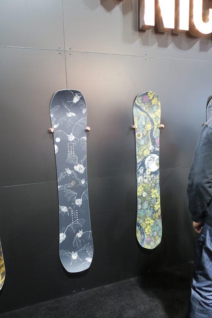 Niche Snowboards 2017-2018