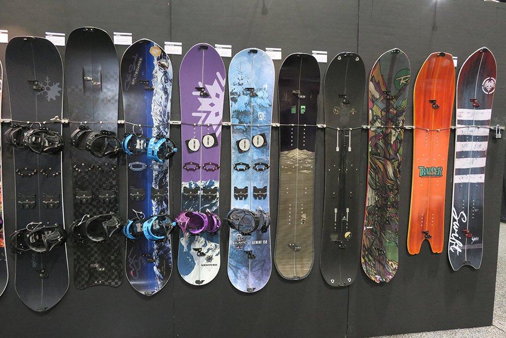 Prior Snowboards 2017-2018