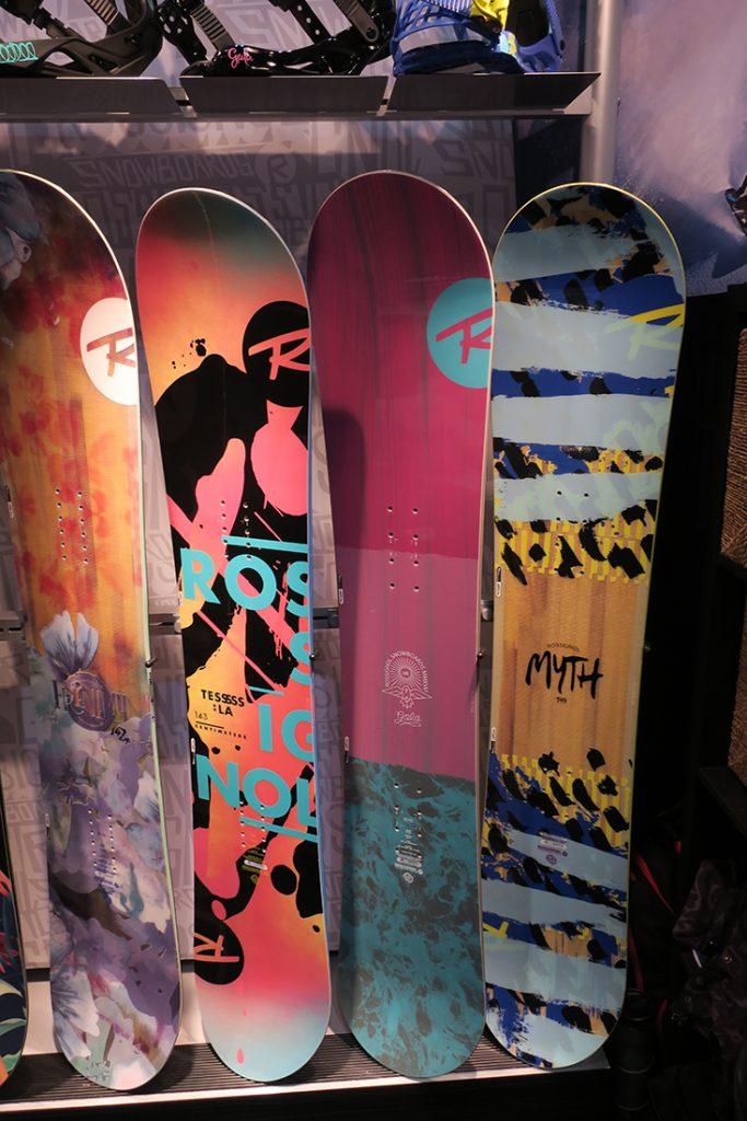 Rossignol Snowboards 2017-2018