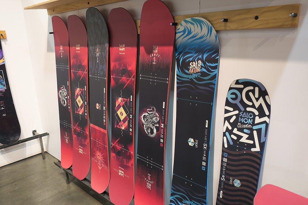 Salomon Snowboards 2017-2018