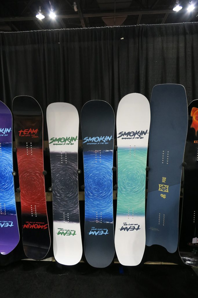 Smoking Snowboards 2017-2018