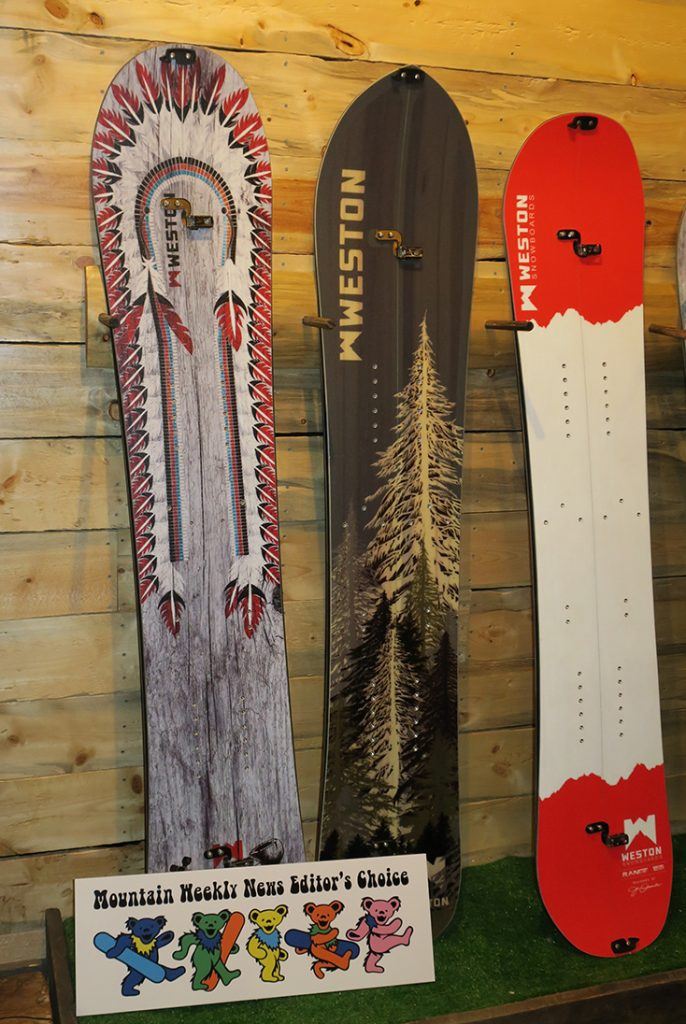 Westin Big Chief Snowboard 2017/2018