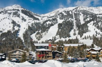 Jackson Hole Mountain Resort Closed Until Further Notice Minimum 5 Days..