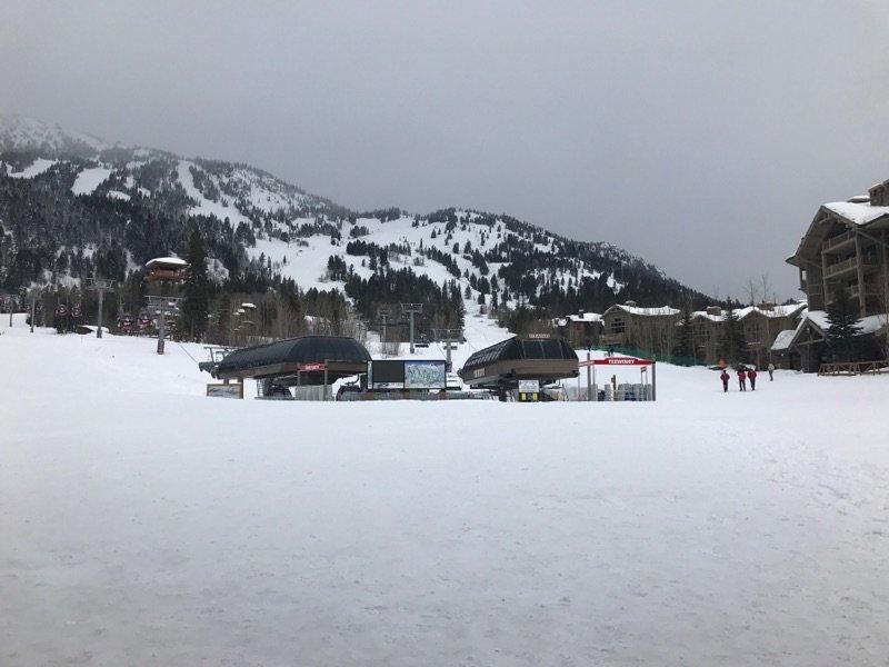 Jackson Hole Closed